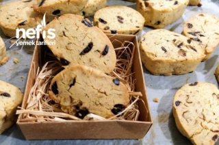 Misto Cookie – Damla Çikolatalı Starbucks Kurabiye Tarifi