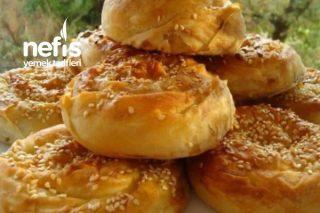 Sodalı Peynirli Gül Böreği (Çıtır Çıtır Lezzet) Tarifi