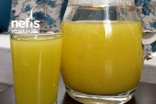 Tadı Acımayan Limonata Tarifi