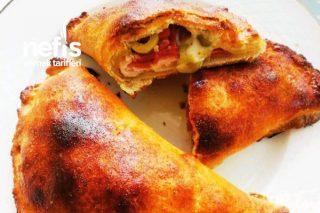 Calzone (Kapalı Pizza) Tarifi