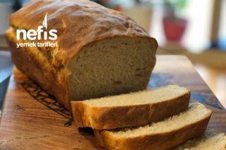 Yumuşacık Ev Yapımı Tost Ekmeği Tarifi