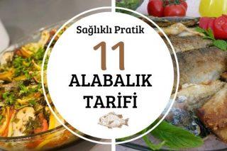 Alabalık Tarifleri: Sağlıklı ve Pratik 11 Yemek Tarifi