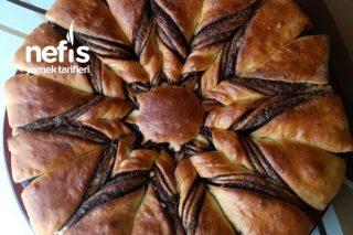 Çikolatalı Yıldız Çörek Tarifi