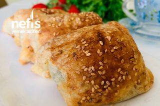 Lezzeti Sosunda Gizli Çıtır Çıtır Mercimekli Börek Tarifi