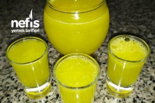 Limonata(C Vitamini Kaynağı) Tarifi