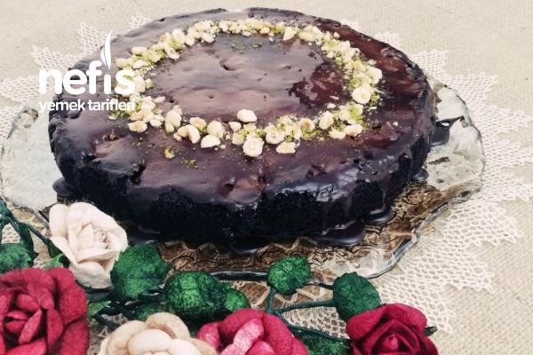 Muzlu Çikolatalı Kek (Videolu) Tarifi