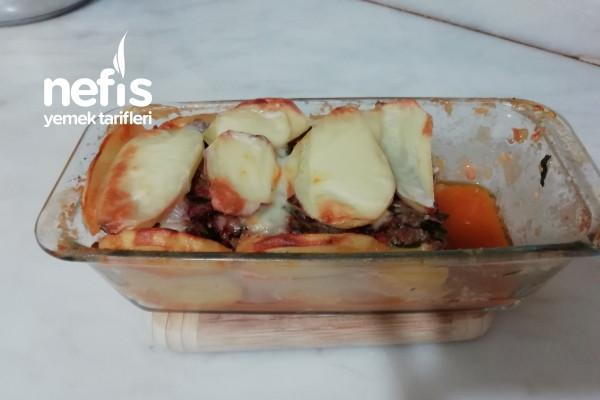 Patates Lazanya (İspanya) Tarifi