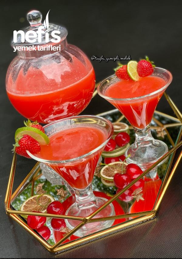 Enfes Aroması Ve Şahane Tadı İle Gerçek Saray Limonatası