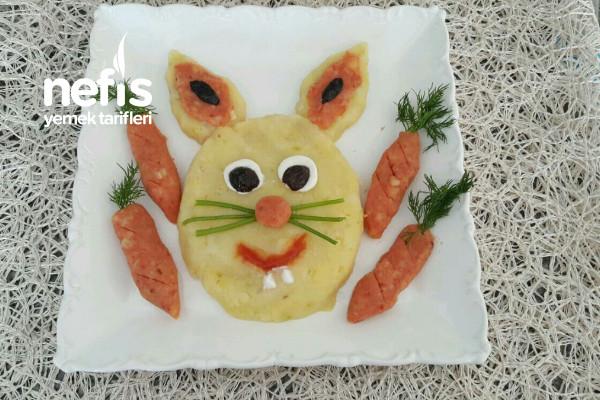 Tavşan Patates Püresi