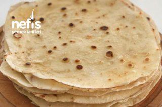 Tortilla (Lavaş Ekmeği) Tarifi