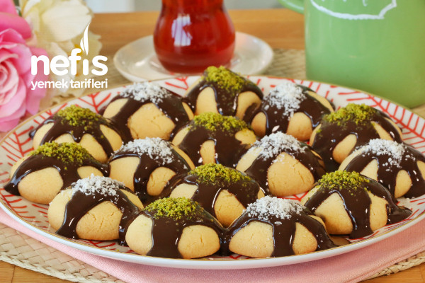 Çikolata Soslu Kurabiye Tarifi