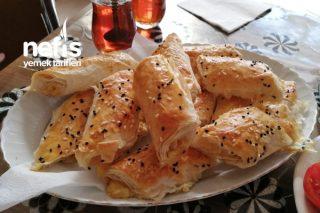 Çıtır Patatesli Börek Tarifi