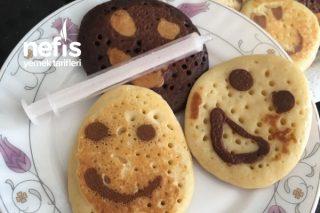 Çocuklar İçin Gülümseyen Pankek Tarifi