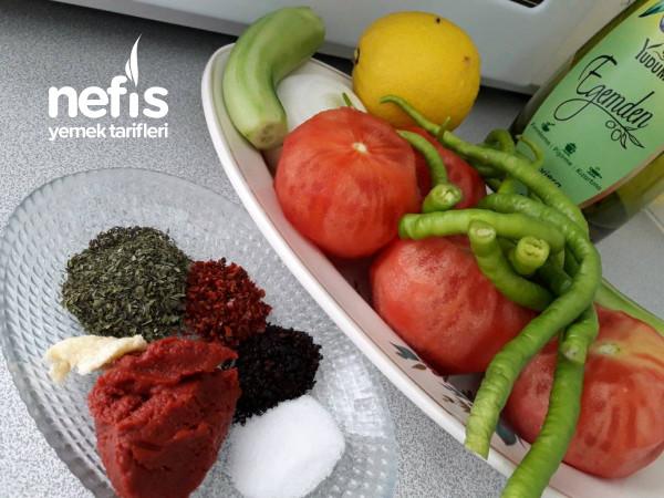 Enfes Salata
