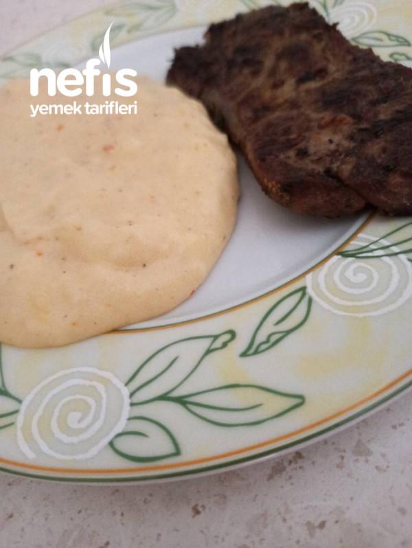 Patates Püresi Eşliğinde Kontrfile