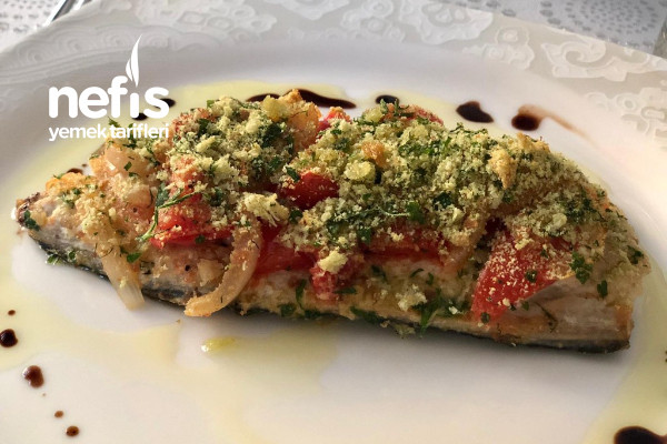 Salsa Soslu Balık Fileto
