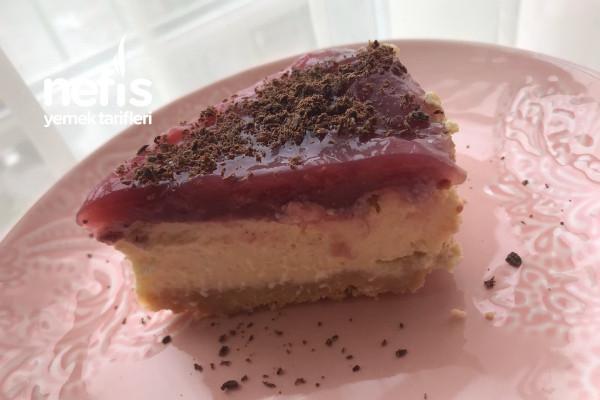Şekersiz Nefis Cheesecake Tarifi