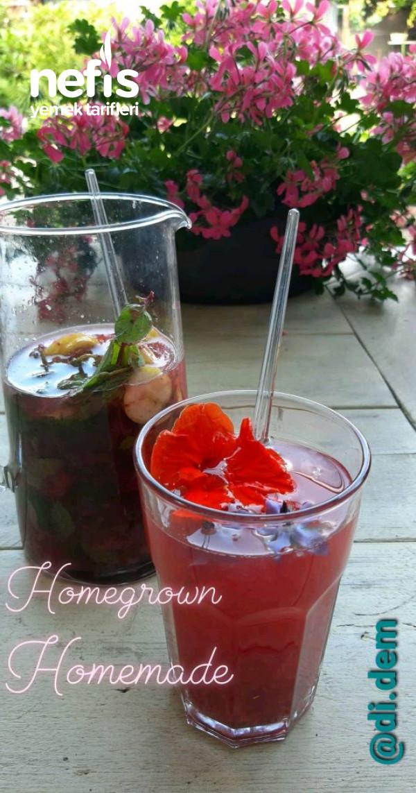 şifalı organik limonata
