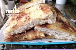 Su Böreğini Aratmayan Peynirli Börek Tarifi