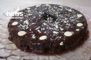 Pratik Muzlu Çikolatalı Pasta Tarifi