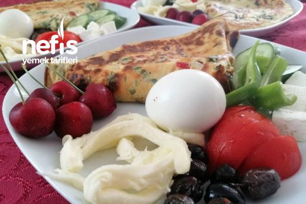 Kahvaltı Tabağı Tarifi