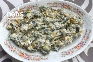Girit Kapağı Salatası Tarifi