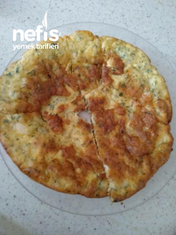 Jambonlu Omlet