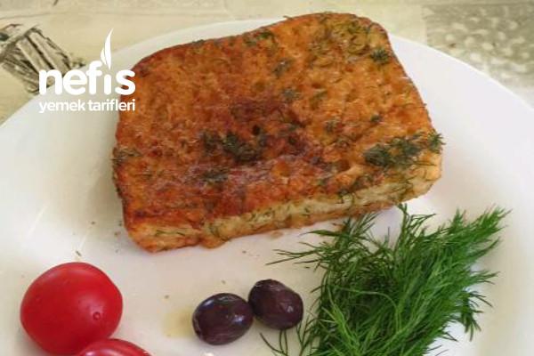 Leziz Dereotlu Kahvaltılık Ekmekler Tarifi