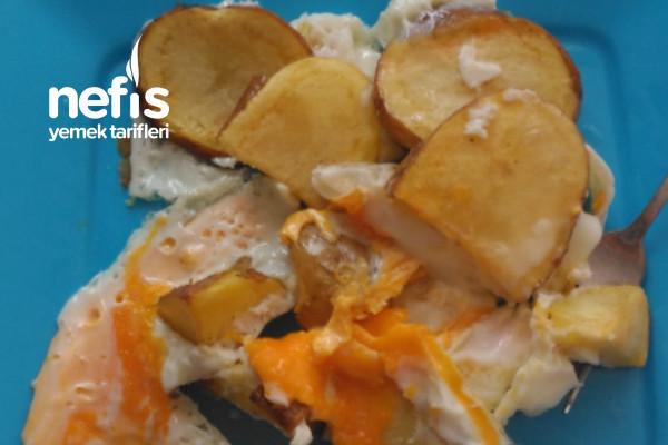 Patates Yumurta Tarifi