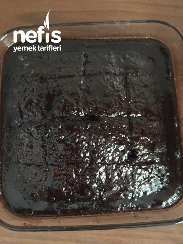 Sütsüz Islak Kek