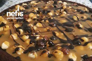 Tart Kalıbında Fındıklı Pasta Tarifi