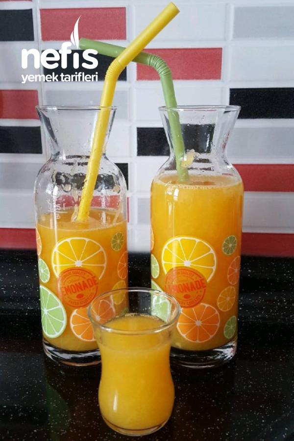 Vitamin Deposu Portakal Suyu