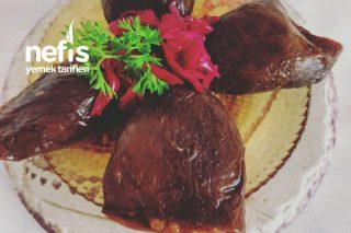 Zeytinyağlı Kuru Patlıcan Dolması Tarifi