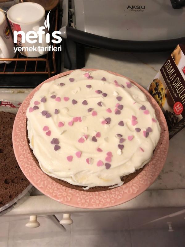Hazır Kekten Pasta