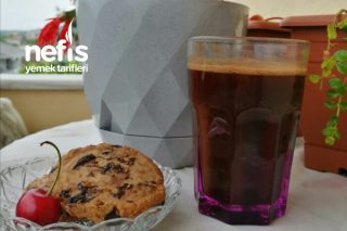 Kahve Aromalı Buzlar İle Türk Kahvesi Tarifi