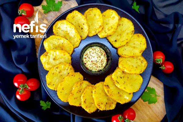 Mısır Unlu Fırın Patates Tarifi