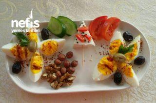 Diyete Uygun Sağlıklı Kahvaltım Tarifi