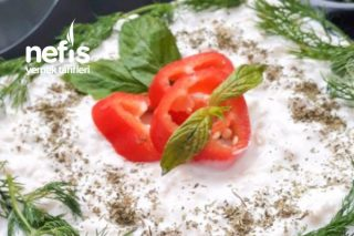 Fresh Buğday Salatası Tarifi