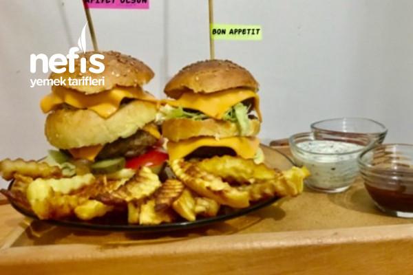 Hamburger Menüsü