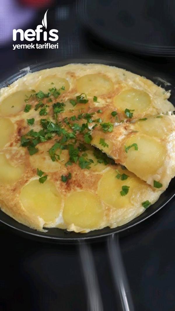 Kahvaltı Da Kolay Yumurta Börek