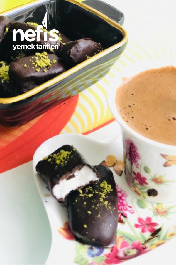 Keto Hindistan Cevizli Çikolata