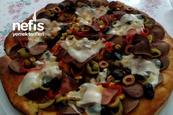 Müthiş Pizza Tarifim ️