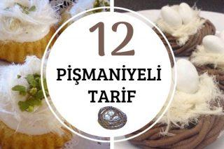 Pişmaniye İle Tel Tel Ayrılan 12 Tarif Tarifi