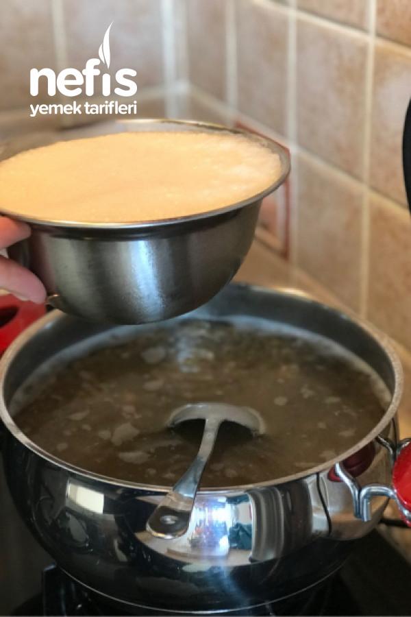 Tutmaç Çorbası