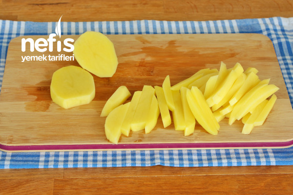 Dondurucuda Kızartmalık Patates