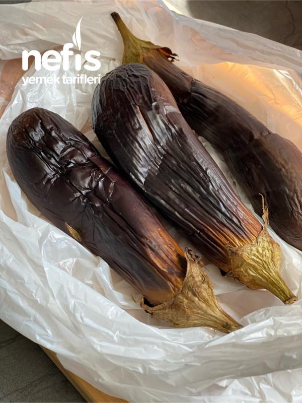 Patlıcan Çullama (Köz Patlıcanlı)