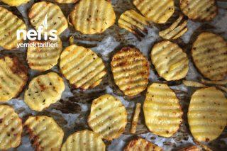 Sağlıklı Patates Cipsi Tarifi
