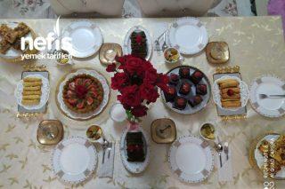 Akşam Çayı Masam Tarifi