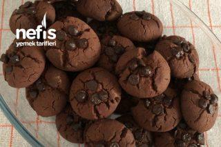 Damla Çikolatalı Browni Kurabiye Tarifi
