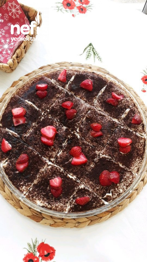 Kremali Borcam Pastası (Nyt Mutfak Tarifi İle Muhteşem)